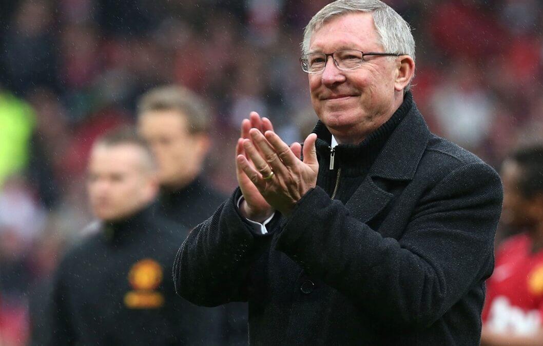 弗格森 Alex Ferguson 足球