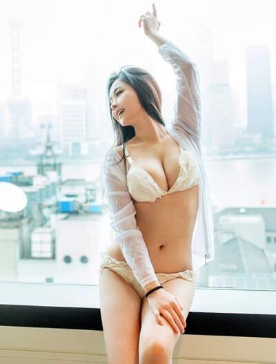 虞佳妮 | 模特周 8