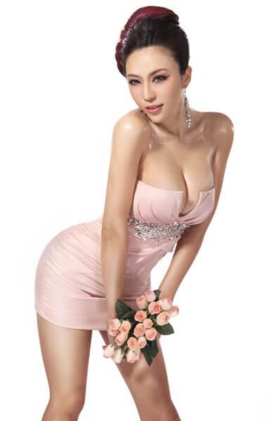 Cynthia Gang Xiao Xi | 中国女孩5